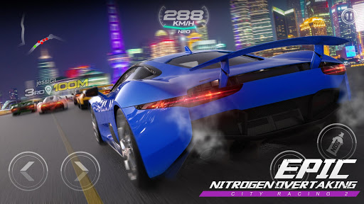 City Racing 2: 3D Fun Epic Car Action Racing Game apkdebit screenshots 2