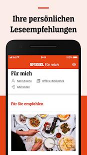 DER SPIEGEL - Nachrichten 4.3 Screenshots 7