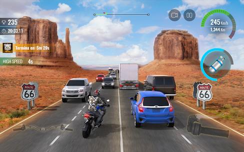 Moto Traffic Race 2: Multiplayer 1.21.00 Apk + Mod 5