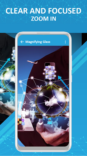 Magnifier /Text Magnifier/Digital Magnifying Glass android2mod screenshots 6