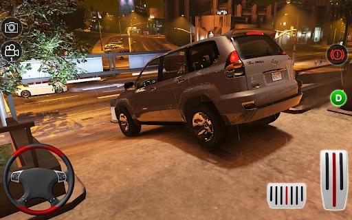 Code Triche Prado Car Driving Simulator 3d (Astuce) APK MOD screenshots 4