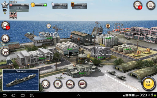 Navy Field Apkfinish screenshots 13
