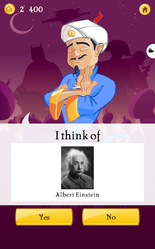 Akinator 8.2.4 screenshots 11