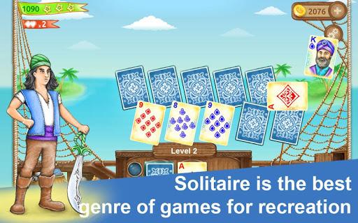 sinbad's journey (solitaires) screenshot 1
