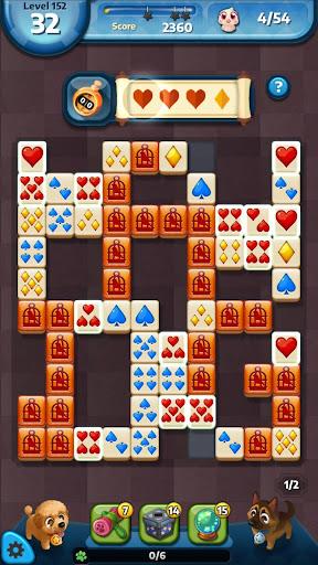 Mahjong Magic Fantasy : Tile Connect  screenshots 6