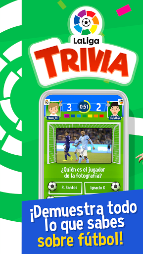 Trivia LaLiga Fútbol Quiz Latest screenshots 1