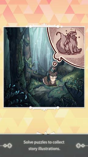 Wolf And Moon : Nonogram  screenshots 10