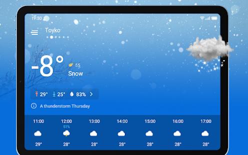 Weather & Radar, Alerts 1.2.7 Screenshots 13