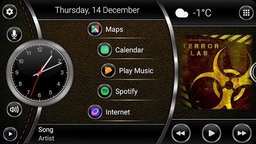 Theme Leather 3.3 Screenshots 5