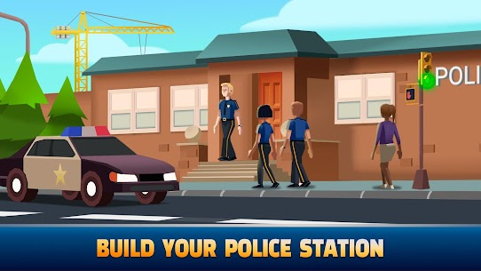 Idle Police Tycoon MOD APK (Unlimited Diamonds) 1