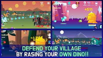 Tap Tap Dino : Dino Evolution (Idle & Clicker RPG)