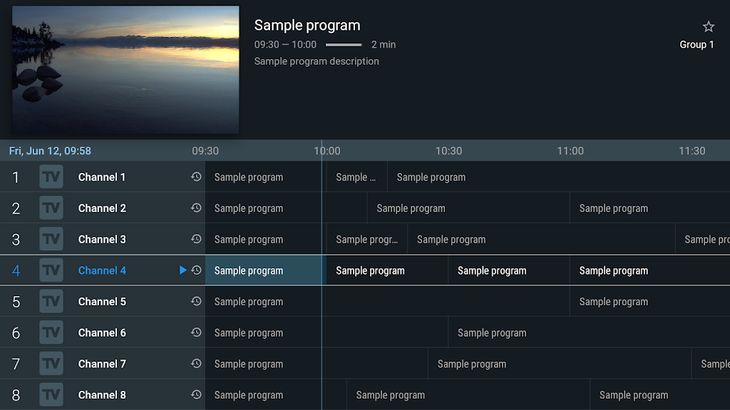 TiviMate IPTV Player  poster 8