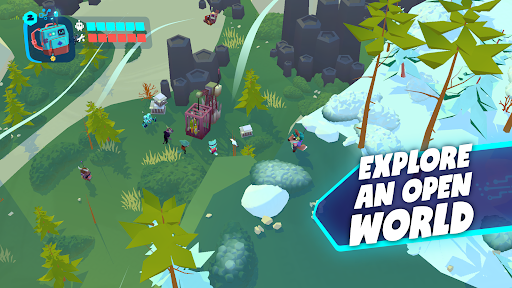 Botworld Adventure  screenshots 22