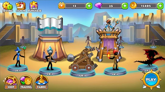 I Am Wizard Mod Apk (High Attack/Defense) 4