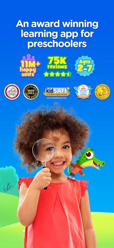 Kiddopia: Preschool Education & ABC Games for Kids 2.6.4 screenshots 1