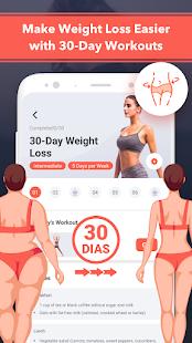 NoxFit - Weight Loss, Shape Body, Home Workout 2.0.07 Screenshots 2