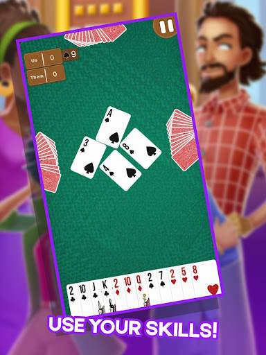 Tarneeb: Popular Offline Free Card Games  screenshots 1