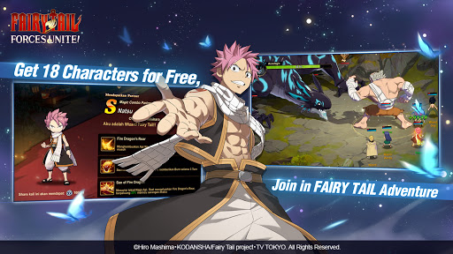 FAIRY TAIL: Forces Unite! android2mod screenshots 7