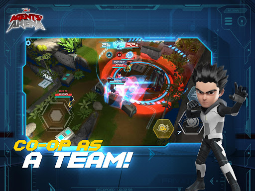 Ejen Ali: Agents' Arena  screenshots 10