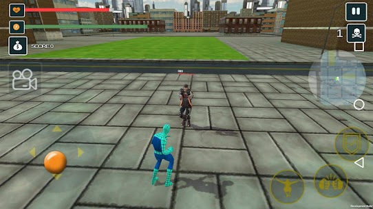 Super Spider City Battle Hack Online (Android iOS) 1