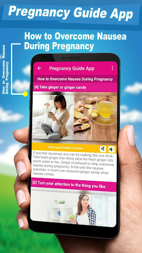Pregnancy Guide App Pregnancy Guide App 5.0 Screenshots 18