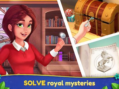 Royal Garden Tales - Match 3 Puzzle Decoration ' 0.9.8 Screenshots 14