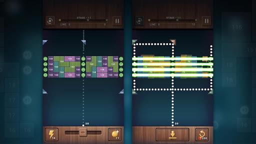 Swipe Brick Breaker: The Blast apkpoly screenshots 14