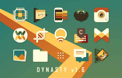 Dynasty Retro Icon Pack v4.5 [Patched] 3