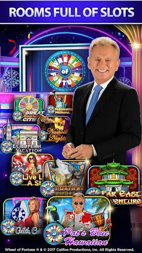 Wheel of Fortune Slots Casino screenshots 2