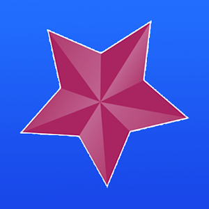 VIDEO STAR FOR ANDROID 1.0 by TomorrowLabs logo