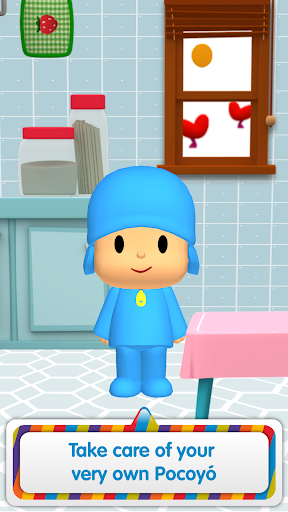 Talking Pocoyo 2 - Play and Learn with Kids apkmartins screenshots 1