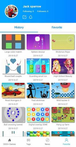 Fun GameBox 3000+ games in App  screenshots 2