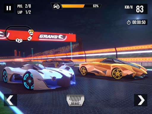 REAL Fast Car Racing: Race Cars in Street Traffic 1.2 screenshots 20
