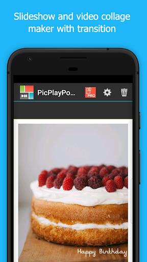 PicPlayPost Collage Maker, Slideshow, Video Editor 3.81.0_g_g Screenshots 3