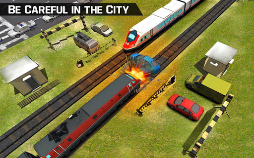 City Train Driver Simulator 2021:Free Train Games apktram screenshots 7