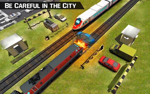 City Train Driver Simulator 2021:Free Train Games 10.8 Screenshots 7