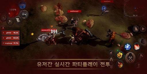 던전 앤 이블 : 핵앤슬래시 최고의 액션 RPG
