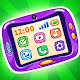 Learning Tablet: Coloring Pictures and Baby Games cover