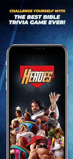 Heroes: The Bible Trivia Game  screenshots 1