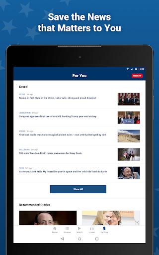 Fox News: Breaking News, Live Video & News Alerts 4.20.0 Screenshots 15