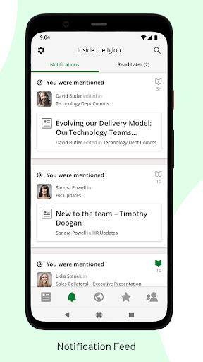 ITI - Igloo Mobile Branded Edition screenshot 4