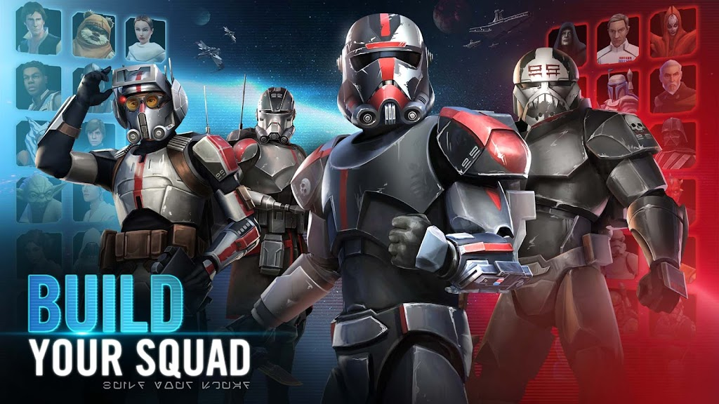 Star Wars™: Galaxy of Heroes poster 1