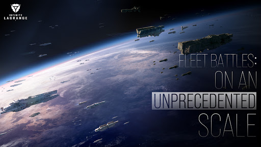 Infinite Lagrange apkslow screenshots 11
