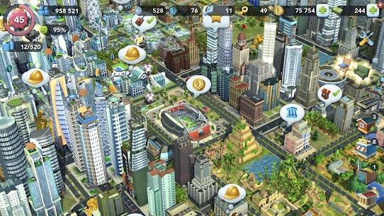SimCity BuildIt APK MOD 1.39.2.100801 (Unlimited Money/Simoleons) 7