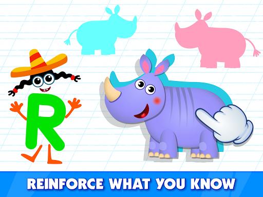 Bini Super ABC! Preschool Learning Games for Kids!  screenshots 13