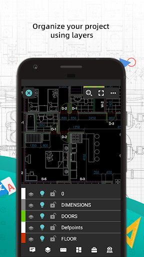 DWG FastView-CAD Viewer & Editor 3.13.15 Screenshots 5