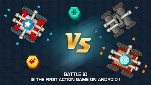 Tank War Battle .io - Multiplayer Games 4.5 screenshots 11