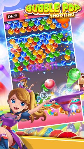 Bubble Pop - Classic Bubble Shooter Match 3 Game  screenshots 1