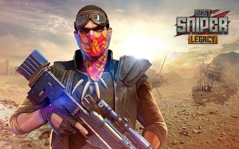 Best Sniper Legacy: Dino Hunt & Shooter 3D 4