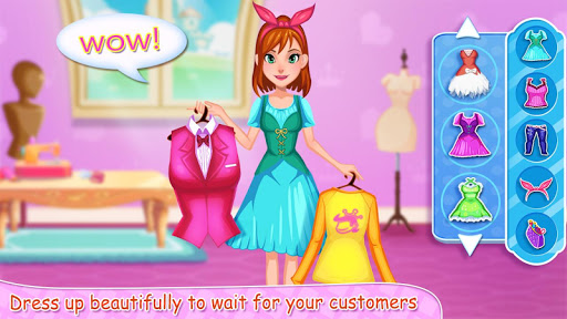 ud83dudc78u2702ufe0fRoyal Tailor Shop 3 - Princess Clothing Shop  screenshots 5